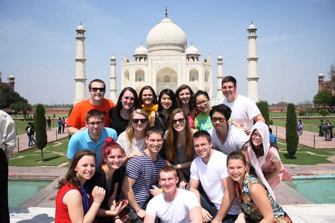 From Delhi Same Day Taj Mahal & Agra fort Tour by CAR