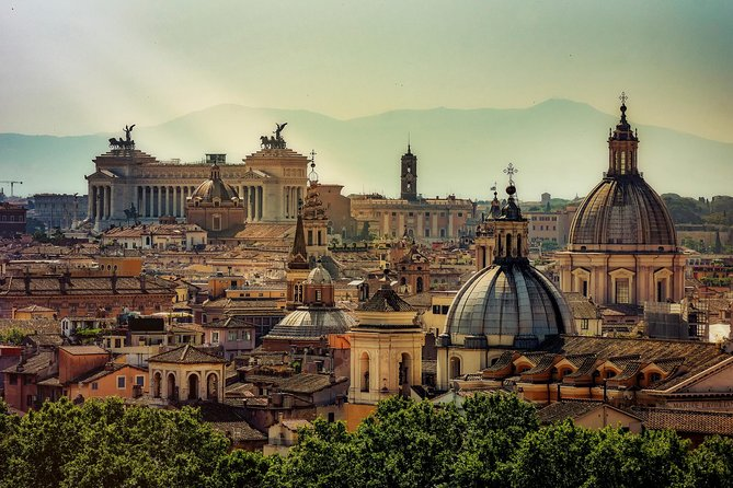 Highlights of Rome: Colosseum, Ancient Rome & Vatican Museum Guided Tour