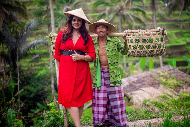 Bali Instagram Photoshoot By Local Professionals