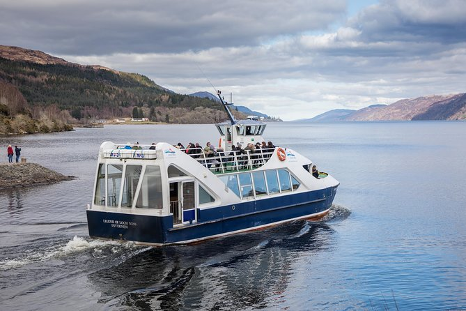 2 Day Loch Ness, Glencoe, Glenfinnan Viaduct & St Andrews Tour