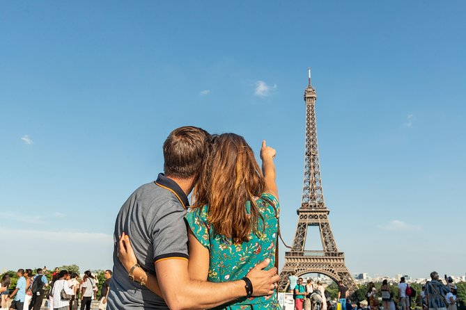 Eiffel Tower Fast Track Audio Guided Visit with Optional Seine River Cruise
