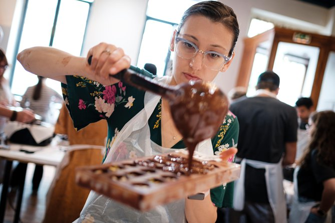 Belgian Chocolate Workshop in Bruges