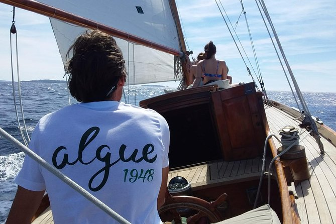Classic Yacht Sailing in Cannes photo 27