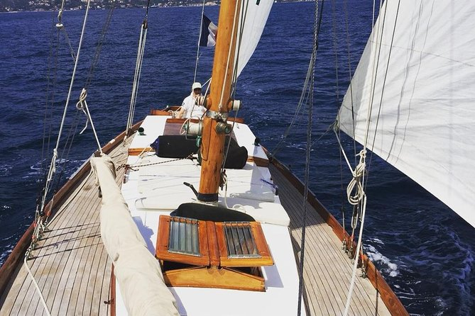 Classic Yacht Sailing in Cannes photo 25