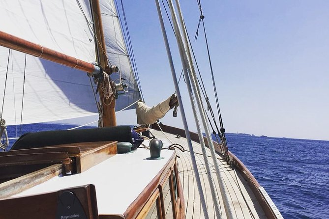 Classic Yacht Sailing in Cannes photo 7