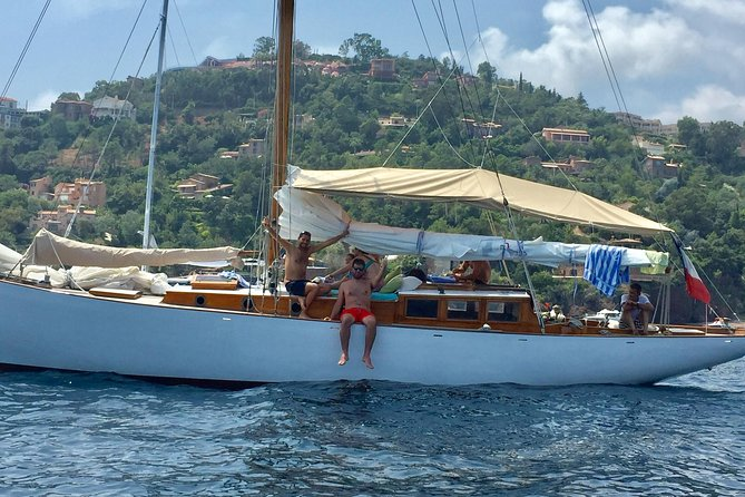Classic Yacht Sailing in Cannes photo 15