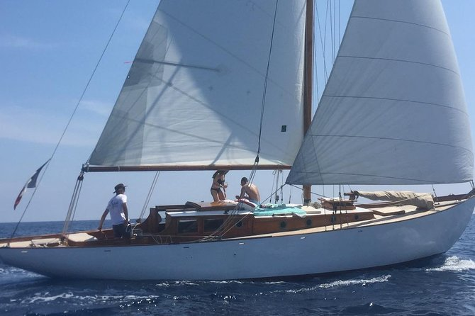 Classic Yacht Sailing in Cannes photo 28