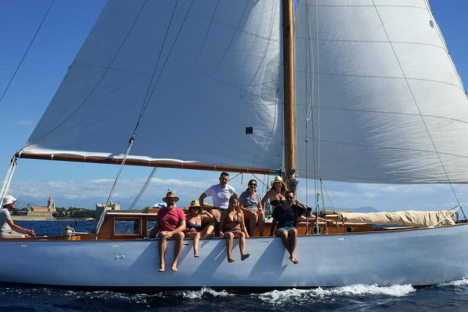 Classic Yacht Sailing in Cannes photo 14