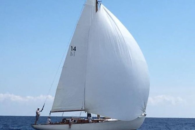 Classic Yacht Sailing in Cannes photo 8