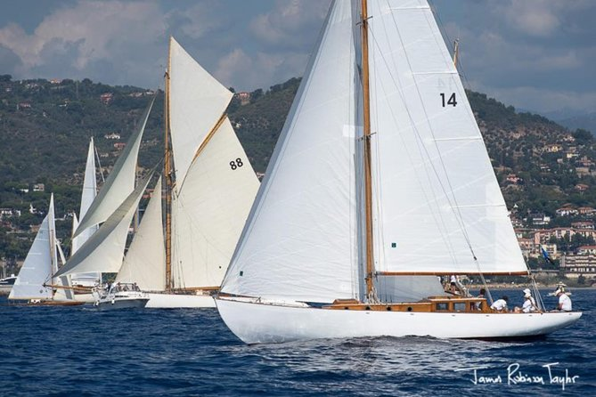 Classic Yacht Sailing in Cannes photo 2