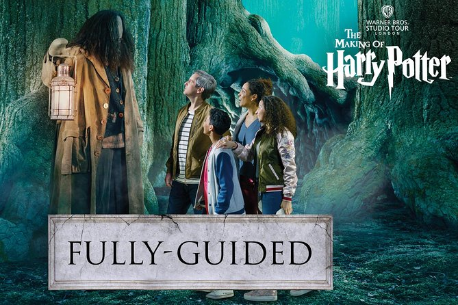 Excursão totalmente guiada do Warner Bros Studio de Londres – As filmagens do Harry Potter