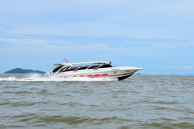 Koh Lipe to Koh Yao Yai by Satun Pakbara Speed Boat