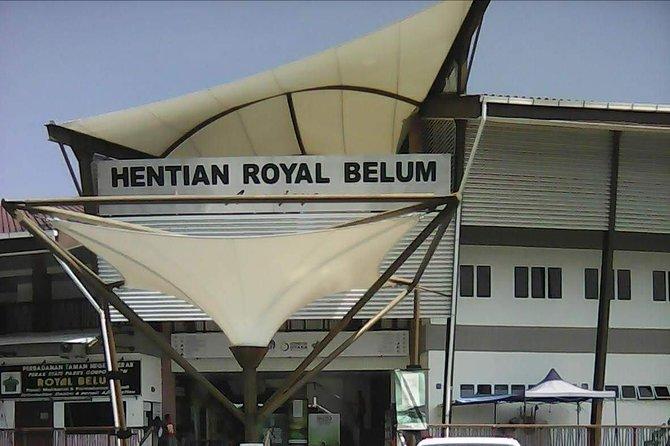 Private Transfer to Royal Belum