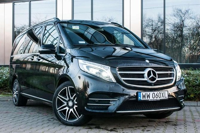 Krynica Zdroj city private transfer-Krakow Balice Airport