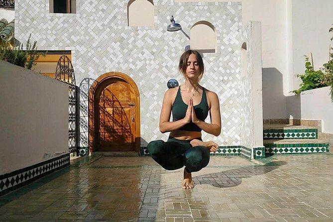 Yoga At Palais Amani