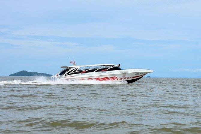 Krabi to Koh Yao Yai by Satun Pakbara Speed Boat