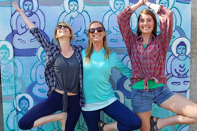 Asheville's Urban Wellness Tour - a walking tour with a wellness twist! photo 11