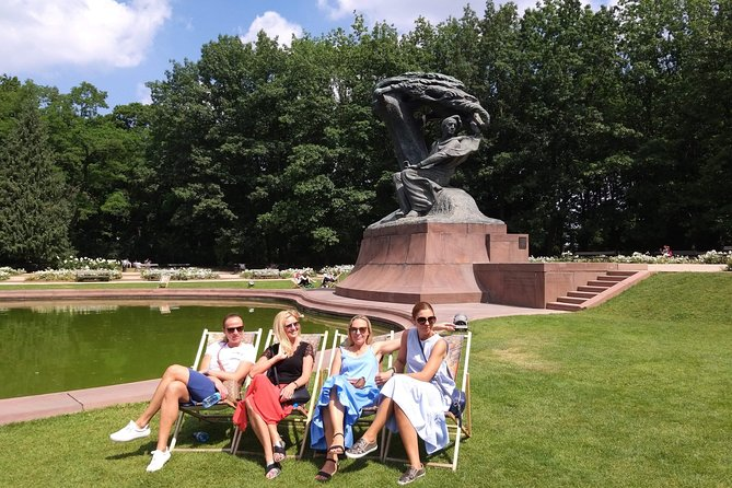Full Day Warsaw Tour - 8 hours. Everything You need to know about Warsaw!! photo 1
