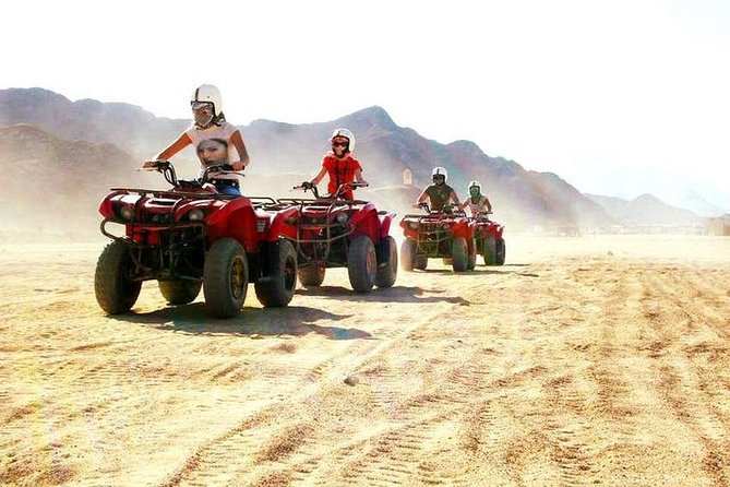 3 Hours Sun Rise Safari Quad - Hurghada