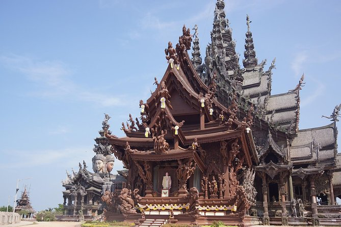Private Transfer from Bangkok to Pattaya with 2h of Sightseeing