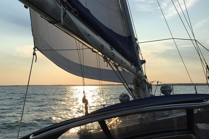 Ask about our coastal offshore sailing experiences