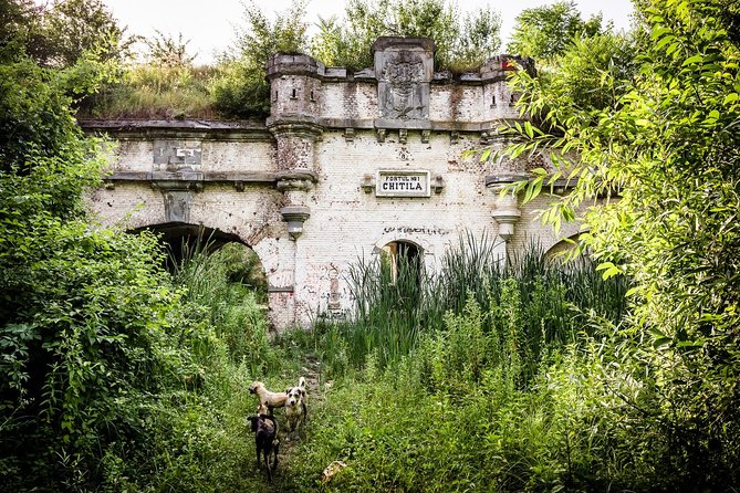 Abandoned Bucharest Tour By Car