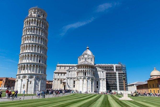نقل خصوصي : من مدينة روما إلى مدينة بيسا