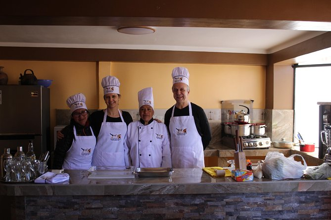 Peruvian Food Classes -|ALL INCLUDED|- and Visit Local Market (Private) photo 2