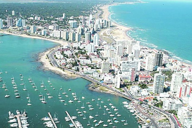 Guided tour of Punta del Este from Montevideo