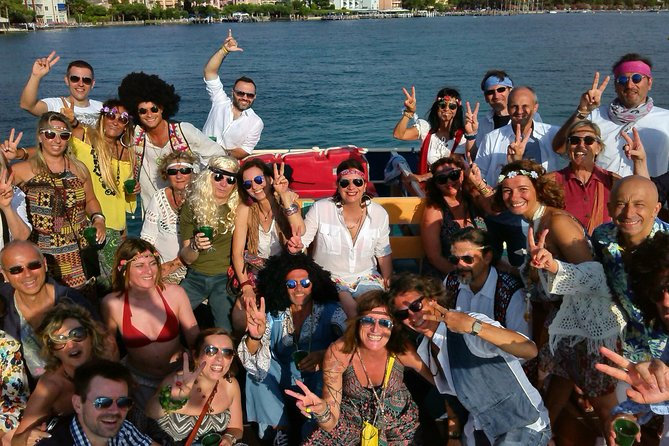 Parties, events and boat meetings - Lake Garda
