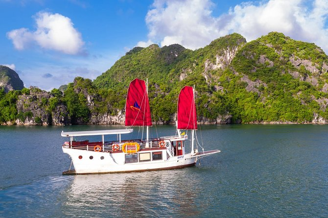Luxury Day Cruise From Halong International Cruise Port