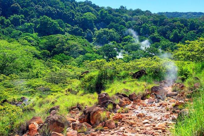 Volcano Hike, Waterfall Swim & Hot Springs Combo on Rincon de la Vieja