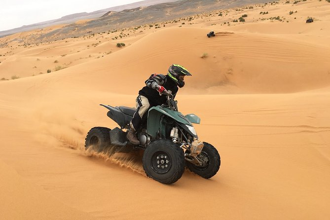 Quad ride at the Palmeraie of Marrakech