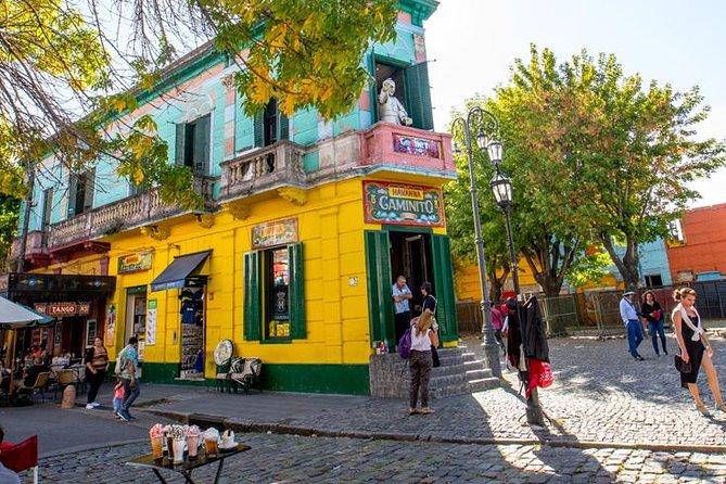 Classic City Tour + Sunset in Rio de la Plata with Open Bar By Grupo Summa
