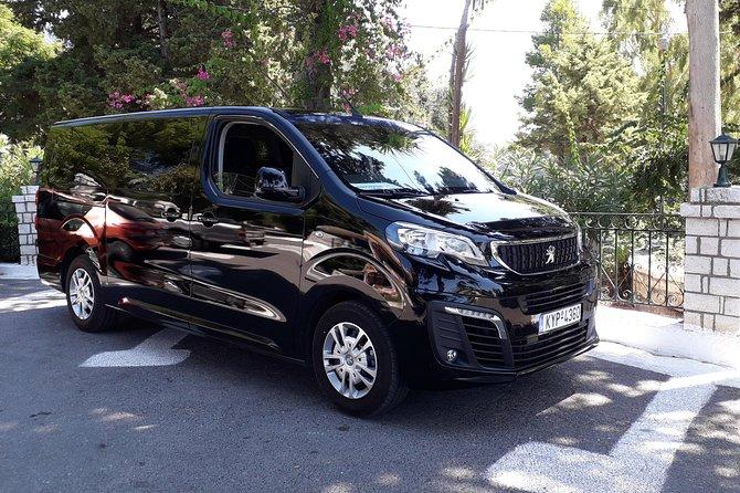 Corfu private tour to Paleokastritsa and Lakones