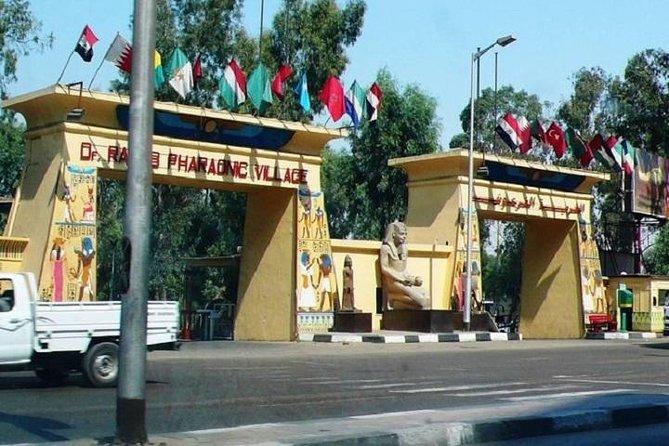 Half Day Tour to Pharaonic Village