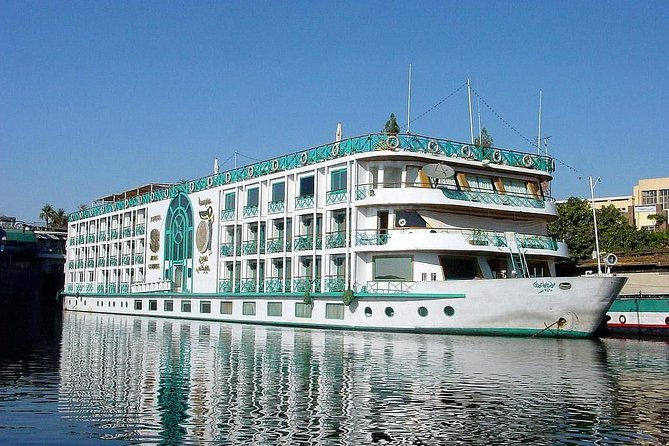 five day Nile cruise from Luxor to Aswan