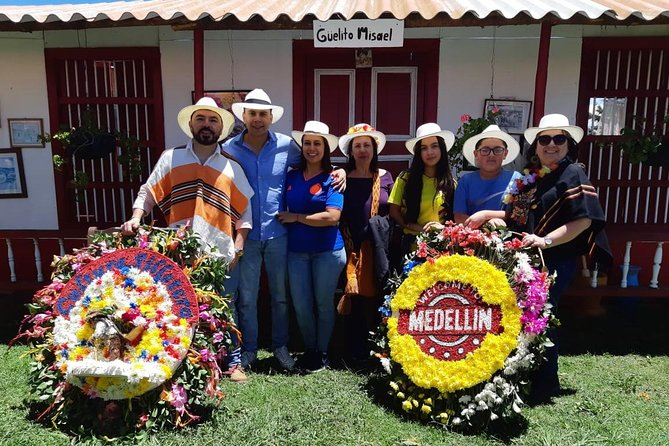 Visit Flower Farm At Medellin´s Outskirts