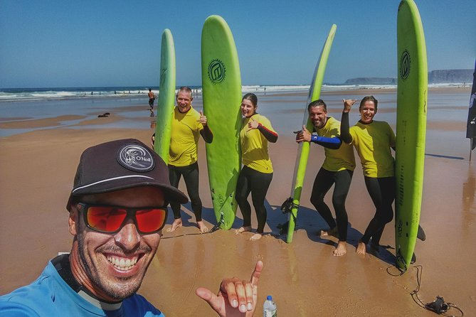 Learn to Surf in Albufeira