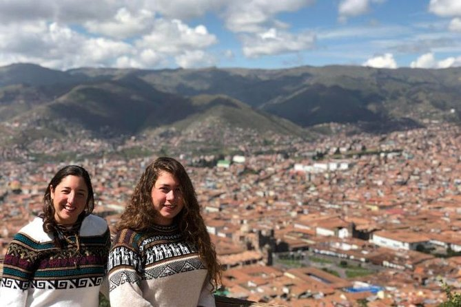 Cusco Private City Experience & 4 Inca Ruins