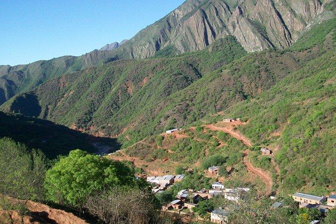 Colorado Valley, Enchanted Village of Northern Argentina