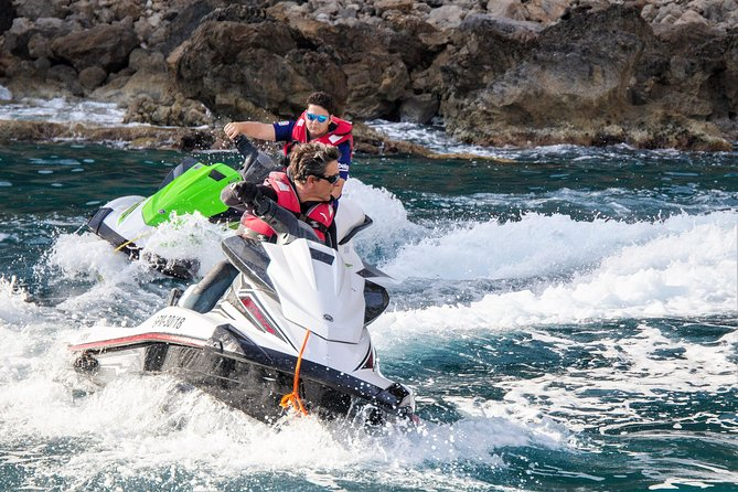 Pack water sports addict: Jet ski +Flyboard