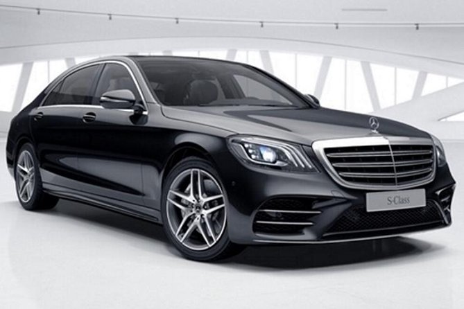 Dusseldorf Airport Transfers : Dusseldorf to Airport DUS in Luxury Car