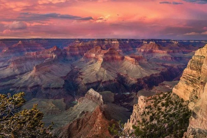 Grand Canyon & Upper Antelope Canyon & Horseshoe Bend 2 DAYS VIP TOUR photo 4