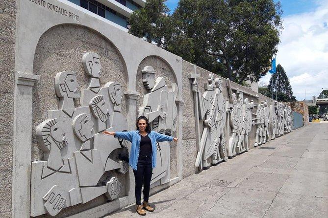 Private: Guatemala City History Tour