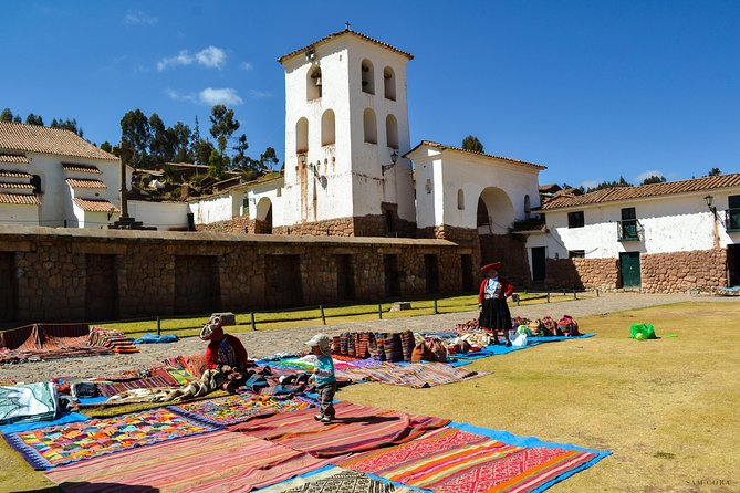 Sacred Valley with Maras-Moray Group Tour