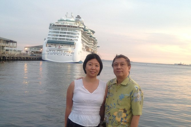 Cruise Ship Melbourne private pick up and tour