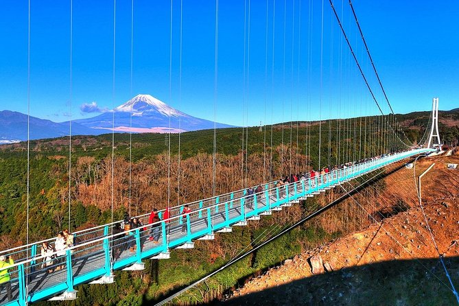 9-hour Mt.Fuji-circuit tour, with Private Car, from/to Hakone Area photo 2