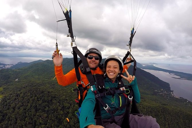 Paragliding Double Flight in Florianopolis