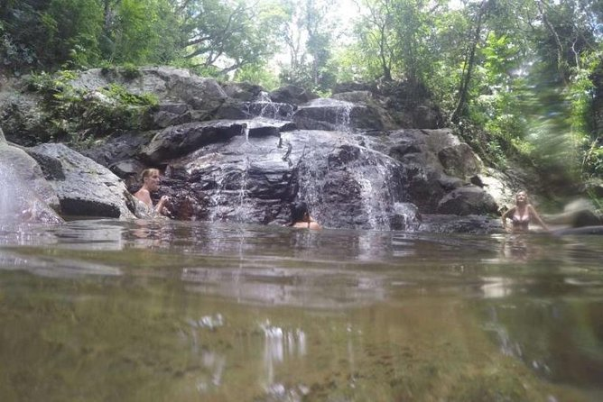 Sabeto Waterfall Tour (Nadi)